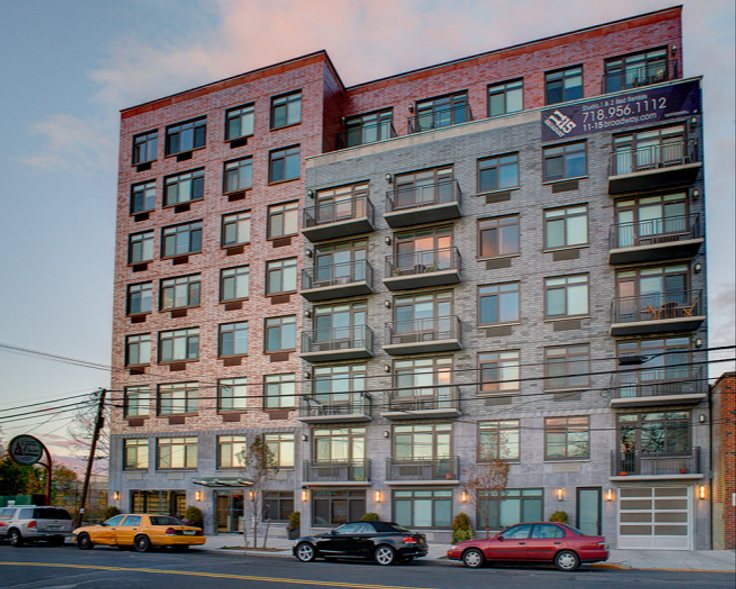 Astoria At Hallet's Cove at 11-15 Broadway in Queens (Image via Compass)