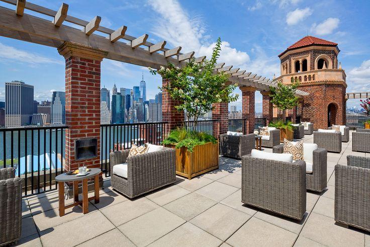Terrace via Barry Hyman