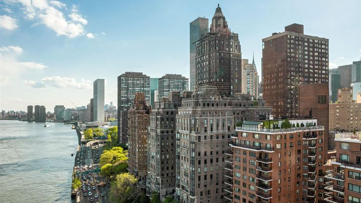 Cannon Point South, 45 Sutton Place South, Condo, Manhattan