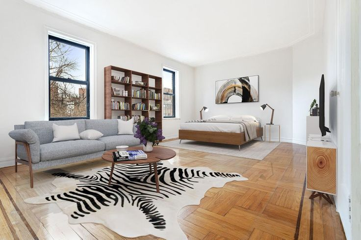 This studio in Inwood is asking $250K and has a low maintenance of $443/month