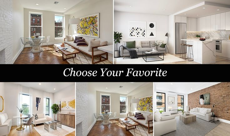 Choose your favorite apartment with low real estate taxes