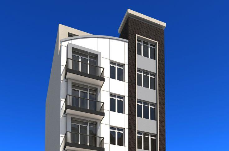 187 Franklin Avenue (Rendering via Vision Development)