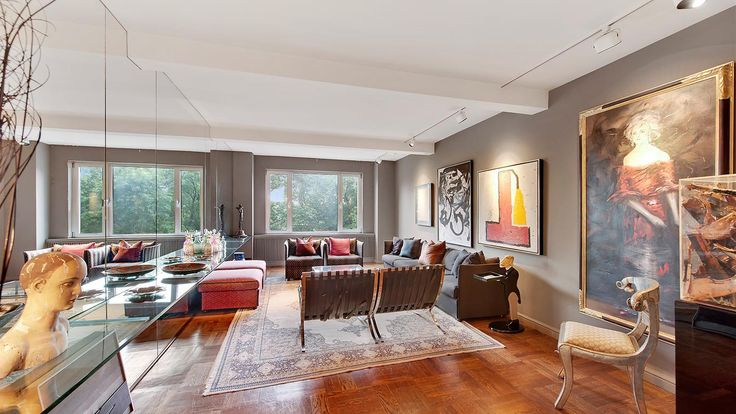 Berkeley House, 120 Central Park South, Condo, Manhattan