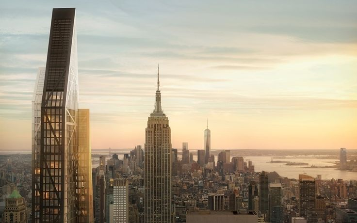 53W53's impressive stature will significantly transform the Manhattan skyline.