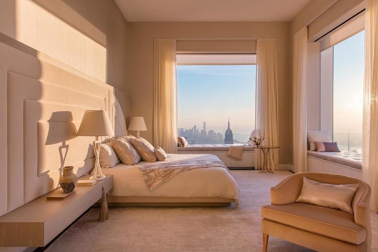 This penthouse at 432 Park Avenue is the highest move-in ready apartment in NYC right now (Douglas Elliman)
