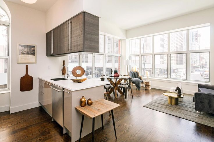 The Livingston Collection is a new luxury residence in Brooklyn Heights at 68 Livingston Street. (Image via Ideal Properties Group)