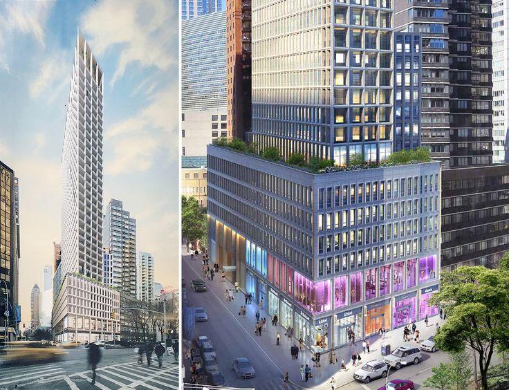 1865 Broadway renderings