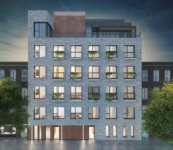 Rendering of 170 & 174 West Street: Credit STUDIOSC