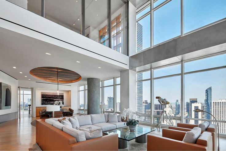 The price of this One Beacon Court penthouse has been cut by more than 60% (Douglas Elliman)