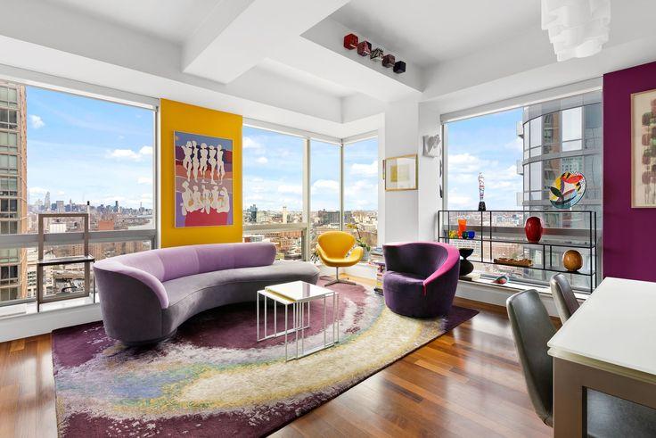 Living room at Toren, #2401