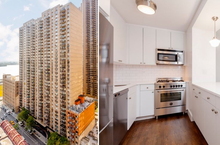 New York Tower at 330 East 39th Street in Murray Hill (Images: Mirador Real Estate)