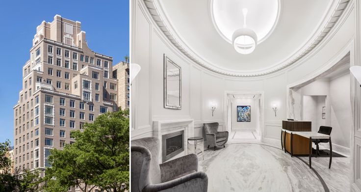 All images of Two Fifty West 81st via Alchemy Properties