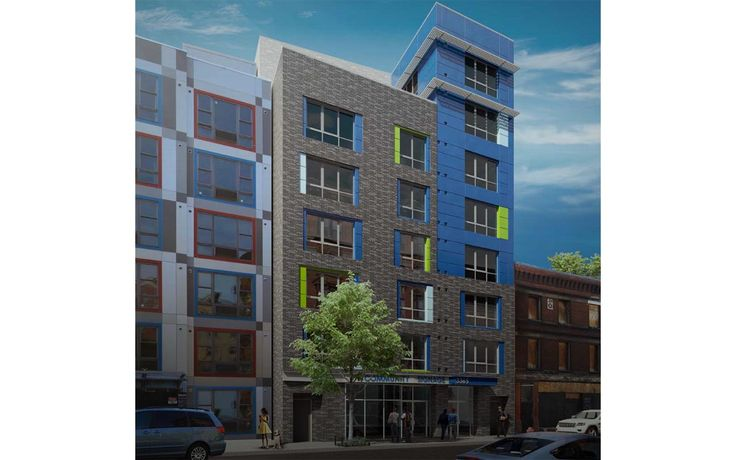 The Bronx Pro Group is developing another residential building in Morrisania at 3365 Third Avenue.