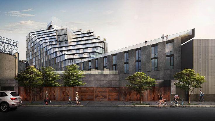 Credit: Kutnicki Bernstein Architects