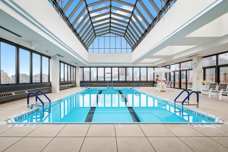 Connaught Tower pool via Corcoran