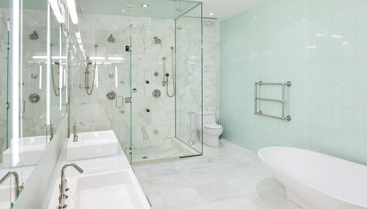 Bathroom, 25 Bond Street, Condo, Manhattan, NYC