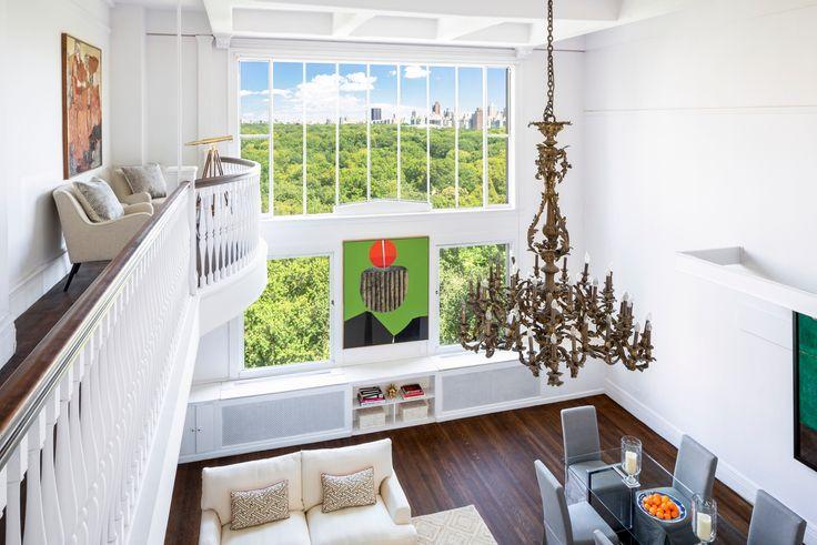 A home originally built as an artist studio in the historic Gainsborough Studios