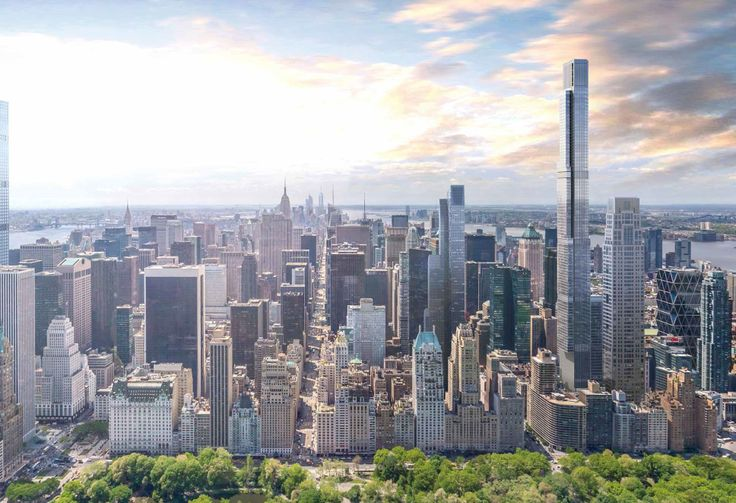 221 West 57th Street rendering