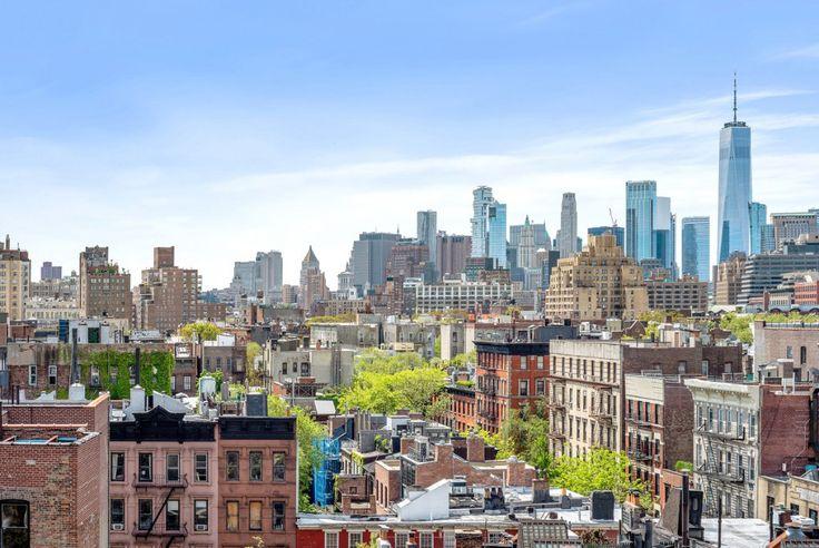 City views via Industrie Residential