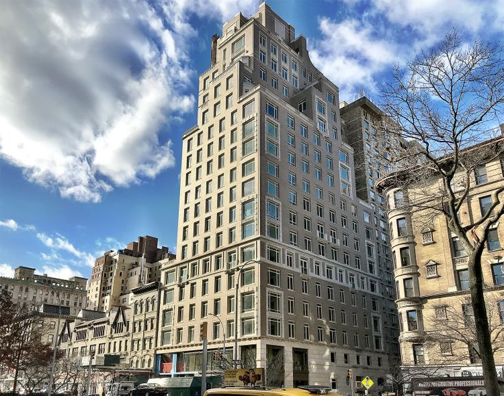 Two Fifty West 81st Street as of Christmas Eve 2018 (CityRealty)