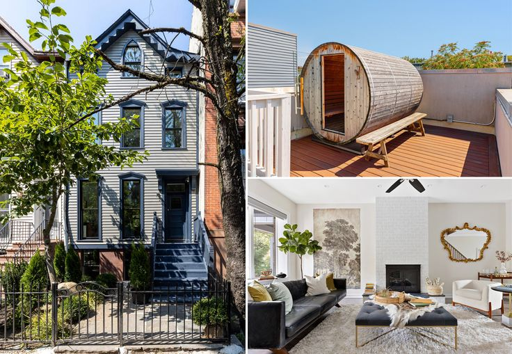 Last week's prettiest new listings include renovated townhomes in Fort Greene, Clinton Hill, and Windsor Terrace