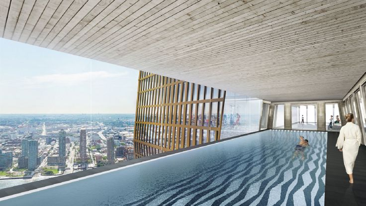 American copper buildings 626 first avenue nyc rental for Affordable rooftop pools nyc