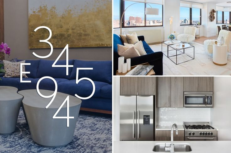 345E94 at 345 East 94th Street in Yorkville (Images: Fetner Properties)