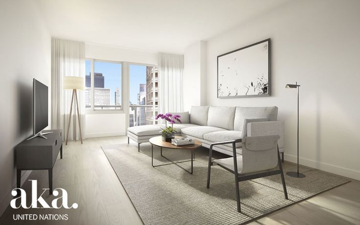 Brand New Fully Furnished One Bedroom Apartments With Gourmet Kitchens And Ious Living Areas Available For