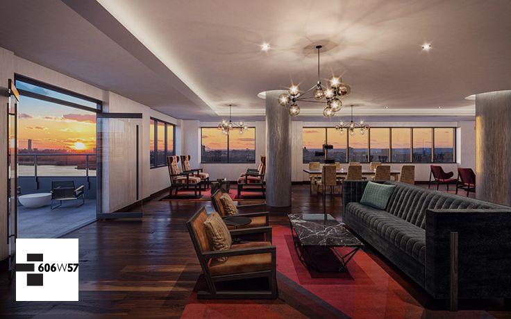 Upper West Side Amenity Rich Modern Luxury Studio 1 2 3 Bedroom Als View Property