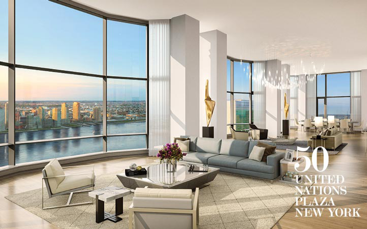 New York City Apartments For Sale. Designed By Foster + Partners, Developed  By Zeckendorf Development U0026 Global Holdings, 50 UNP Offers 88 Exceptional  Condo ...