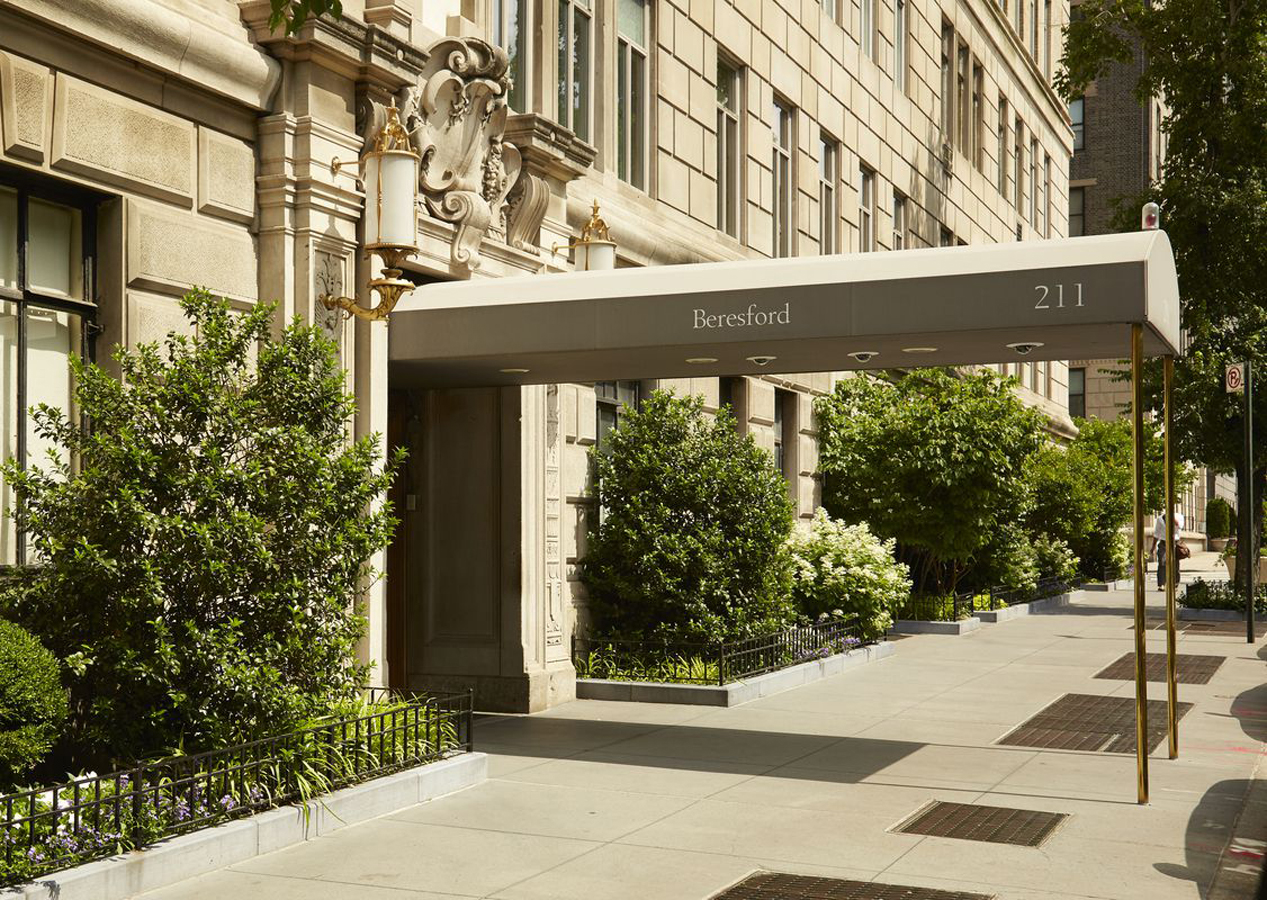 The Beresford 211 Central Park West Nyc Apartments Cityrealty