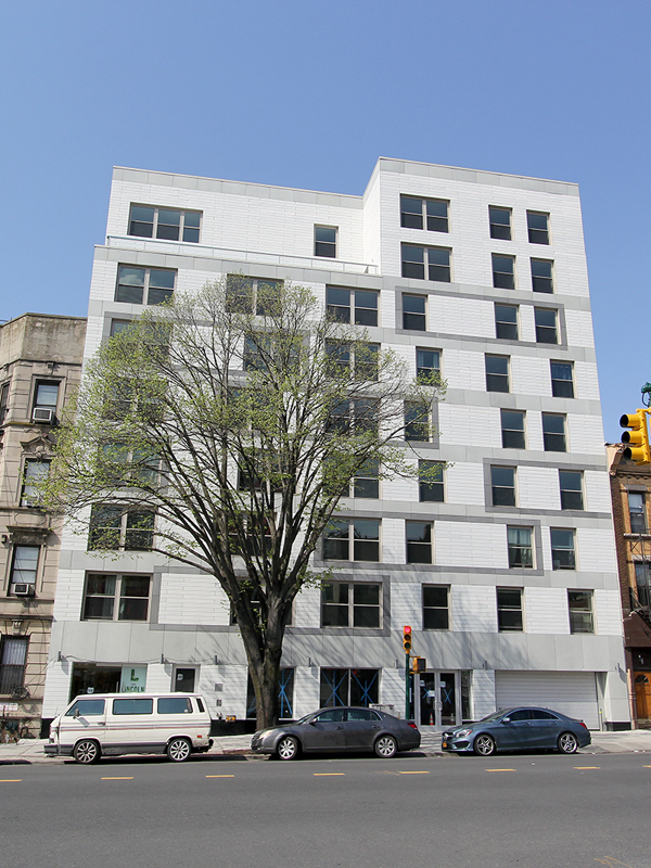 The Lincoln Apartments, 510 Flatbush Avenue