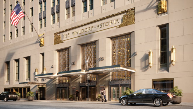 The Towers of the Waldorf Astoria, 303 Park Avenue