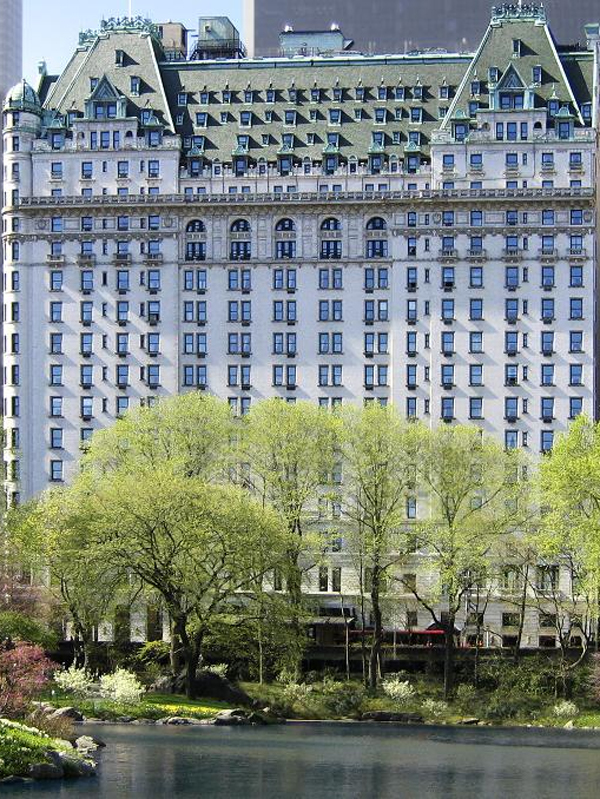 The Plaza 1 Central Park South Nyc Condo Apartments Cityrealty
