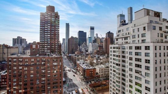 301 East 63rd Street, Unit 6C - Studio Apt for Sale for $299,500