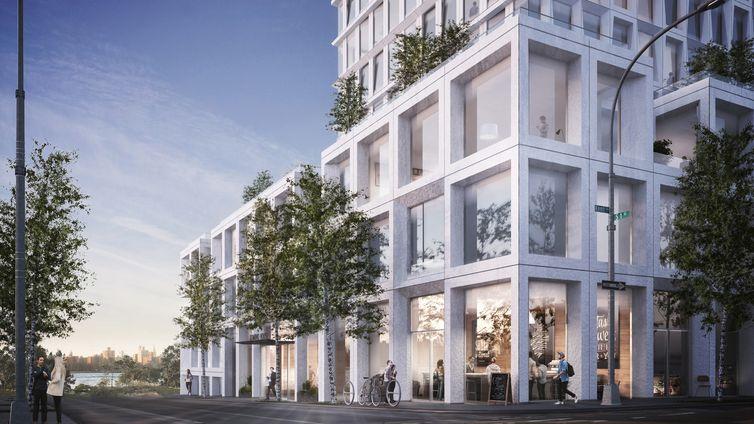 260 kent avenue nyc rental apartments cityrealty for Kent avenue apartments