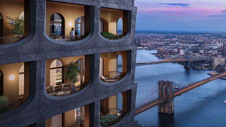 130 William 130 William Street Nyc Condo Apartments