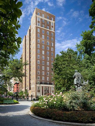 18 gramercy park south nyc condo apartments cityrealty for Gramercy park apartments for sale
