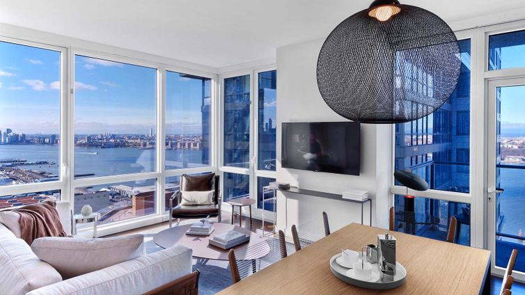 Sky 605 West 42nd Street Nyc Rental Apartments