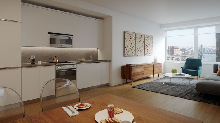 180 Water Street, NYC - Rental Apartments | CityRealty