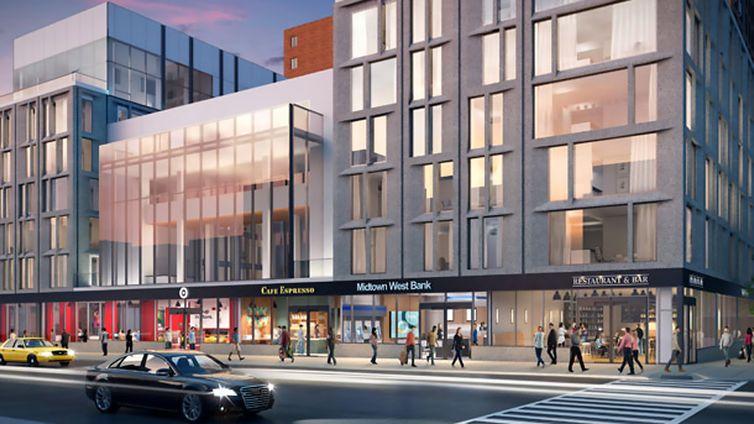 615 Tenth Avenue, NYC - Condo Apartments