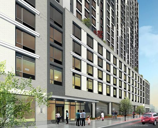 Alvista Towers 147 36 94th Avenue Nyc Rental