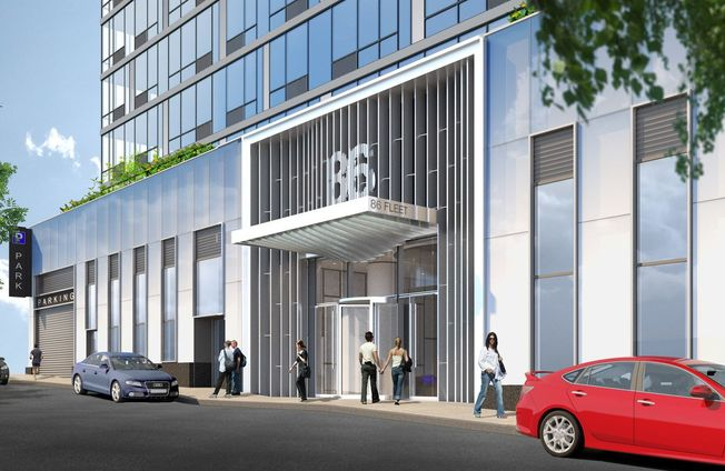 the eagle 86 fleet place nyc rental apartments cityrealty