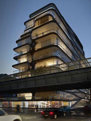 520 West 28th Street Nyc Condo Apartments Cityrealty