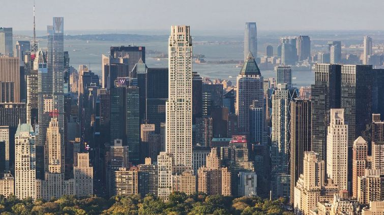 220 central park south nyc condo apartments cityrealty for New york city penthouses central park