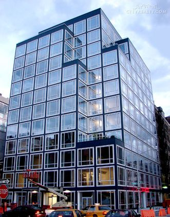 Urban Glass House, 330 Spring Street, NYC - Condo Apartments ...