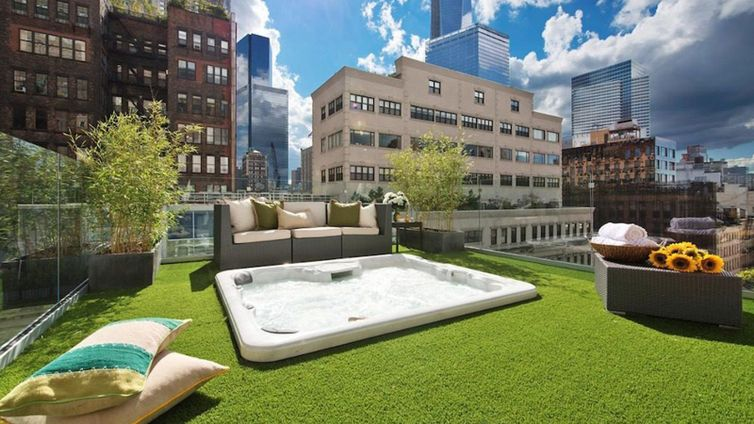 Tribeca townhomes 16 warren street nyc condo for Tribeca townhouse for sale