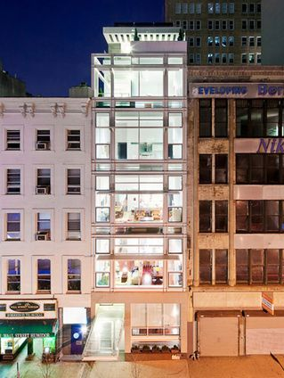 New Listing! NYC Townhouse for Sale » Vandenberg, Inc. The ...