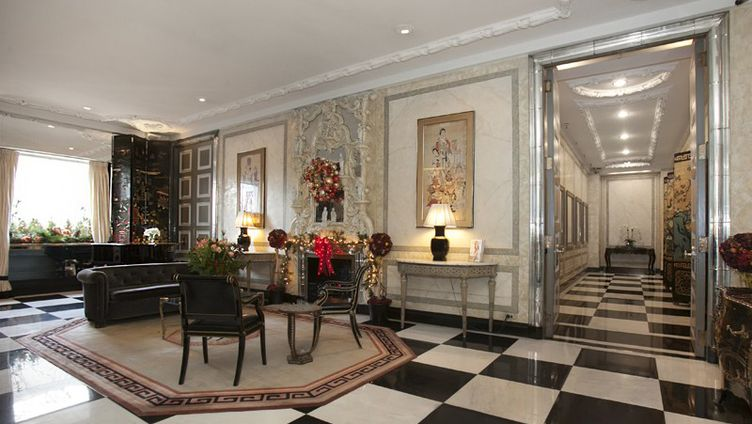 The hampshire house 150 central park south nyc for New york central park apartments for sale
