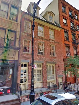 The Captain Rose House, 273 Water Street, NYC - Condo Apartments ...